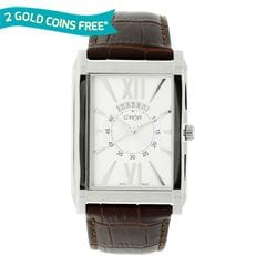 Xylys Silver White Dial Analog Watch for Women