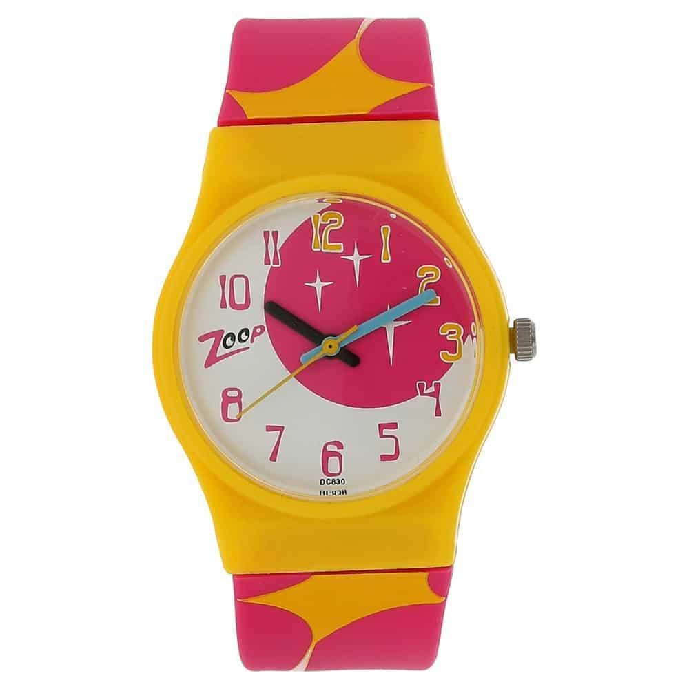Buy Zoop Analog Watch for Girls NKC3028PP07 Shop Online @ Titan E-Store
