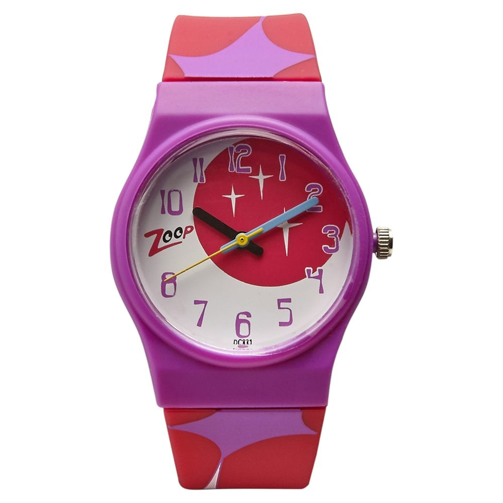 Buy Zoop Analog Watch for Girls NKC3028PP08 Shop Online @ Titan E-Store