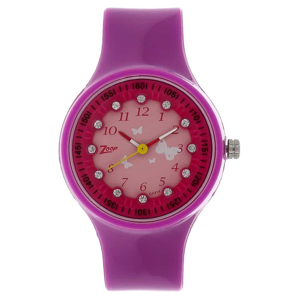 Buy Zoop Analog Watch for Girls NKC4038PP03 Shop Online @ Titan E-Store