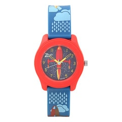 Zoop Blue Dial Analog Watch for Women