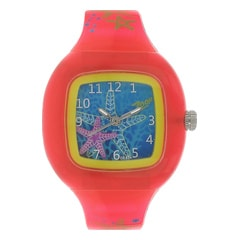 Zoop Starfish Dial Analog Watch for Kids
