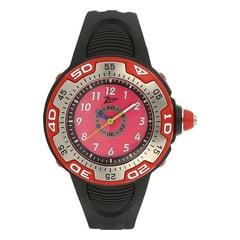 Zoop Red Dial Analog Watch for Boys