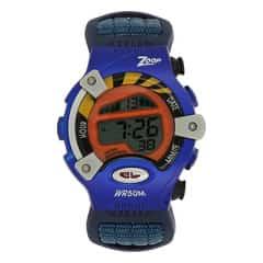 Zoop Grey Dial Digital Watch for Kids - NEC3002PV02J