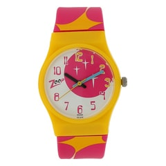 Titan White Dial Analog Watch for Kids-NDC3028PP07
