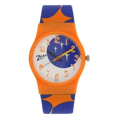 Zoop Multi-Printed Dial Analog Watch for Girls-NDC3028PP11