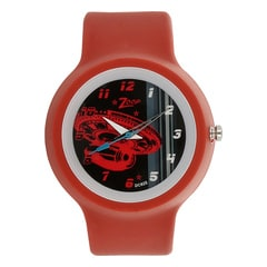 Zoop Spaceship Printed Dial Analog Watch for Boys