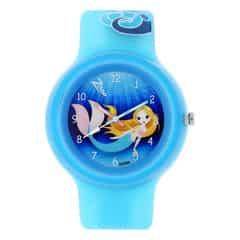 Zoop Mermaid Dial Analog Watch for Kids