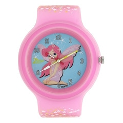 Zoop White Dial Analog Watch for Kids - C3029PP11
