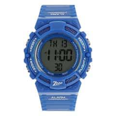 Zoop Blue Digital Watch for Unisex