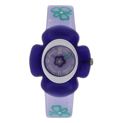 Zoop Purple Dial Analog Watch for Women