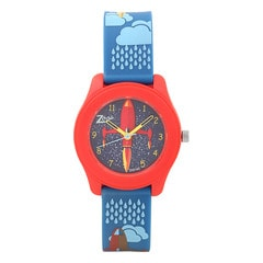 Zoop Blue Dial Unisex Watch for Kids