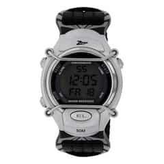 Zoop Grey Dial Digital Watch for Kids