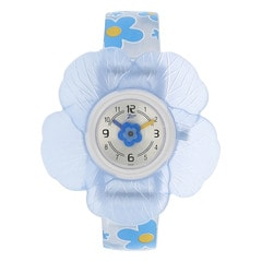 Zoop Silver dial Analog Watch for Girls