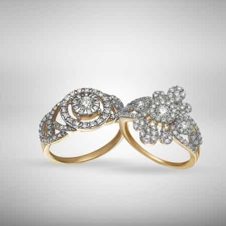 Diamond Nose Rings Tanishq