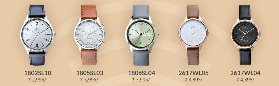 TITAN PAY - INDIA'S FIRST PAYMENT WATCH