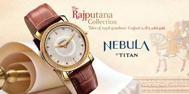 Buy Nebula Watches Online At Best Price In India Titan